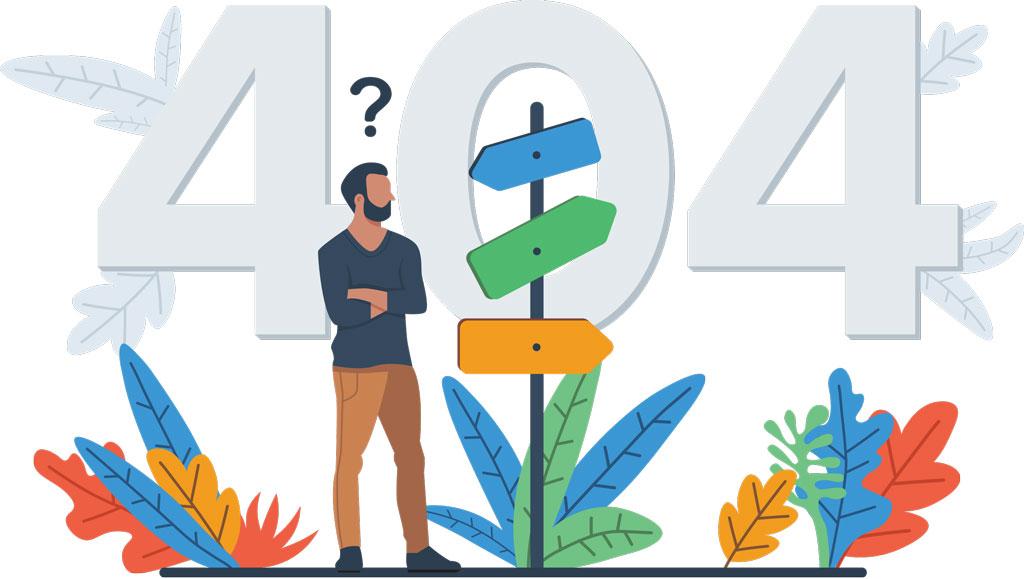 404, stránka nebola nájdená
