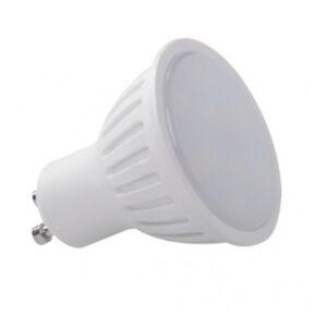Stmievateľná LED žiarovka KANLUX TOMI GU10/7W/510lm, neutrálna biela