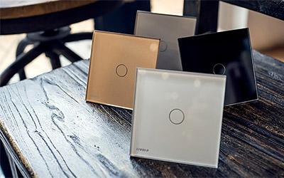 E-shop Revolo - predaj dotykové vypínače LIVOLO, LED žiarovky, vypínače a elektro príslušenstvo