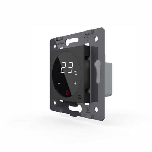 LIVOLO VL-C701TM-12-ND Modul digitálneho termostatu - Čierny