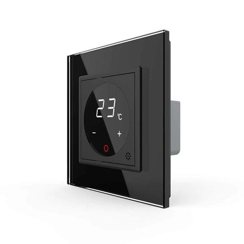 LIVOLO VL-C701TM-12 Digitálny termostat - Čierny
